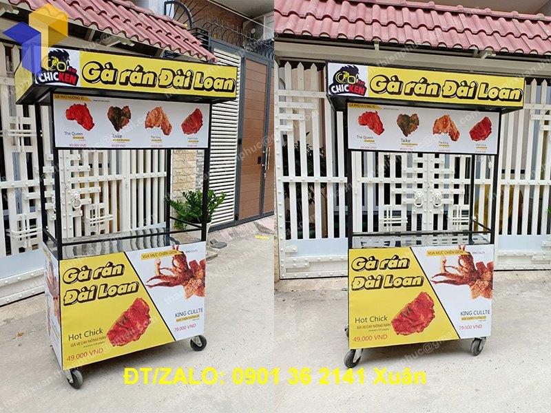 Xe bán gà rán Đài Loan