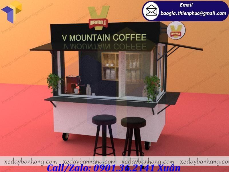 giá kiot bán cafe